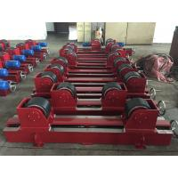 Wholesale Manual Screw Pipe Welding Rollers With 2x0.55Kw Motor Power , CE Certification from china suppliers