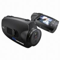 Wholesale 1080-pixel HD Helmet Camera with 110 Degrees Viewing Angle from china suppliers