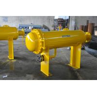 Wholesale BOCIN High Precision Natural Gas Filter Separator For Liquid Separating / Gas Separating from china suppliers