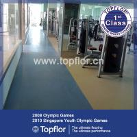 Quality Anti-slip waterproof rubber flooring roll for sale