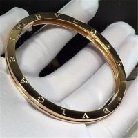 Wholesale Bvlgari diamond logo gold Bracelet 18k gold white gold yellow gold rose gold diamond Bracelet from china suppliers