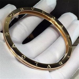 Quality Bvlgari diamond logo gold Bracelet 18k gold white gold yellow gold rose gold diamond Bracelet for sale