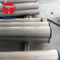 Wholesale Austenitic - Ferritic ( Duplex ) Grade Stainless Steel Welded Tubes / Pipes GB/T 21832 from china suppliers