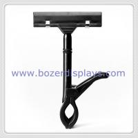 Wholesale Adjustable shelf rack display clip for metal shelves and glass shelves from china suppliers