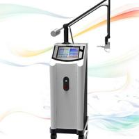 Wholesale 30w 10600nm Metal RF Fractional CO2 Laser Skin Resurfacing Machine / System from china suppliers