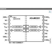 Quality ADUM2201ARWZ  ADI  NEW and ORIGIONAL SOP 16+  (Dual-Channel Digital Isolators, 5 KV) for sale