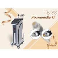 Wholesale Effective Vertical Fractional Microneedle RF Machine Wrinkle Removal Skin Tightening Machine from china suppliers
