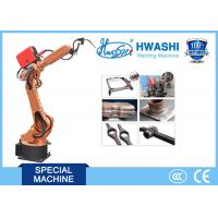 Wholesale Hwashi CNC Industrial Welding Robotic Arm 6 axis with Servo Motor from china suppliers