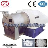 Wholesale Continuous Pusher Centrifuge , Sea Salt And Mineral Salt Dewatering Centrifuge Machine from china suppliers