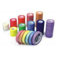 Wholesale Rainbow Color Clear Cellophane Tape Acrylic Adhesive Performed As Sealing / Decoration from china suppliers