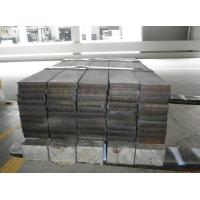 Buy cheap 201 304 316 410 Cold Drawing Stainless Steel Flat Bar 12mm * 160mm For Construction from wholesalers