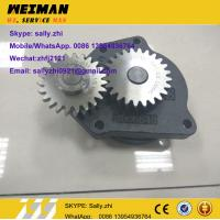 Wholesale brand new lube oil pump , 3948072,  3966840,  Cummins engine parts for 6 CTA Cummins engine from china suppliers
