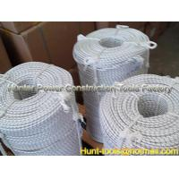 Wholesale High quality breaking strength Braided Cable Pulling Rope from china suppliers
