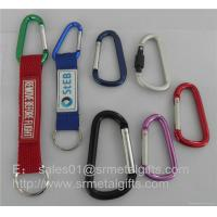 Wholesale Mountain climber carabiner hook wrist straps, mountaineer carabiner wrist lanyards, from china suppliers