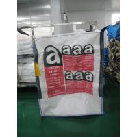 Wholesale Flexible Intermediate Bulk Containers , large Polypropylene 1000kg asbestos bulk bags from china suppliers