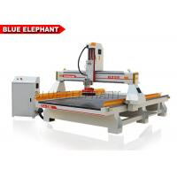Wholesale High Z Axis Cnc Router Wood Engraving Machine 3kw Water Cooling Spindle from china suppliers