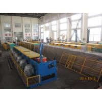Wholesale Automated Copper Wire Drawing Machine , Horizontal Welding Rod / Wire Nail Making Machine from china suppliers