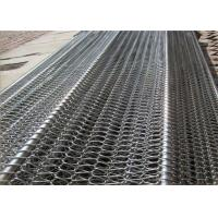 Wholesale Stainless Steel Wire Mesh Conveyor Belt With Balanced Used For Conveyer from china suppliers
