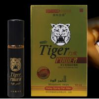 Wholesale tiger delay spray desensitizing spray sex man Enhancement tiger power delay spray tiger king sex delay spray from china suppliers