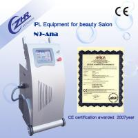 Wholesale CE Beauty Salon Body Hair Removal / Pigment Removal Machine With Two Handles from china suppliers
