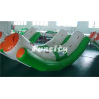 Wholesale 0.9MM Thickness PVC Tarpaulin Inflatable Water Totter Used for Water Toys and Water Park from china suppliers