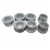 China YG6X 90HRA hardness Tungsten Carbide bush FOR SUBMERSIBLE PUMP on sale