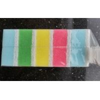 Quality 5 Pcs Home Kitchen Multicolor Plastic Brush For Milk Bottles Cleaning 10 X 7 X 3cm for sale