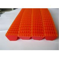 Wholesale Red Corrugated Grip Belt for Textile Easy Jointed Other Characteristics from china suppliers