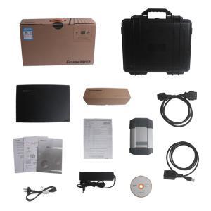 Wholesale Professional Automotive Diagnostic Tools AllScanner VCX Porsche Piwis Tester II 12.8V With Lenovo E49AL Laptop from china suppliers