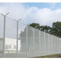 Wholesale ISO 9001 high security 358 wire mesh fence/airport fence from china suppliers