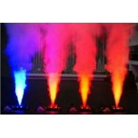 Wholesale High Output RGB LED Stage Fog Machine Wireless Remote Control , Oil Free Protection from china suppliers