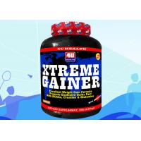 Wholesale Muscle Gain Top 10 Post Workout Supplements Xtreme Gainer Powder from china suppliers