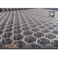 Wholesale AISI310S Hex Mesh with lances | 25mm height X 2mm thk | 3'X10' from china suppliers