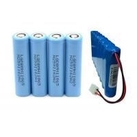 Buy cheap 3.7V 3200mah 18650 Li Ion Battery With Original LG MH11865 Cell , High Drain Type from wholesalers