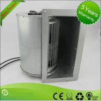 Wholesale Air Conditioning Industrial Double Inlet Centrifugal Fans Blower , Exhaust Ventilator Fan from china suppliers