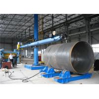 Wholesale Longitudinal / Circular Seam Column Boom Welding Equipment For Pipe Making from china suppliers