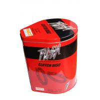 Wholesale Clutch Disc Metal Tin Container from china suppliers