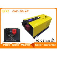 Quality Off Grid Inverter 2000W Low Frequency Solar Grid Inverter With High Efficiency MPPT for sale