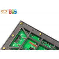 Quality Die Casting P8 Outdoor Rental LED Display High Precision , SMD3535 Lamp Specification for sale