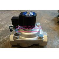 Wholesale SS304 IP68 Two Ways Solenoid Valve Water Fountain Accessories DC24V from china suppliers