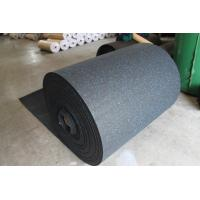 Wholesale Gym Rubber Sports Flooring , Epdm Rubber Flooring Eco - Friendly from china suppliers