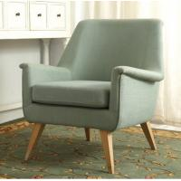Wholesale Grey Master Living Room Fabric Sofa And Chair With Wood Supporting Legs from china suppliers