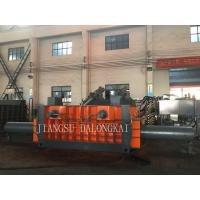 Wholesale Y81F - 400 with Double Main Cylinders Hydraulic Scrap Metal Baling Machine -- Made in China from china suppliers