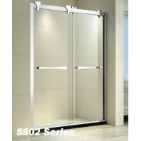 Wholesale Double screen door and  its SUS304 stainless steel Accessories 8802 from china suppliers