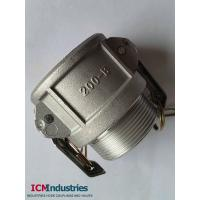 Buy cheap Aluminum Kamlock coupling type B from wholesalers