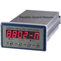 Wholesale Digital Electronic Weight Indicator Panel Mounted LED Display Digits , Popular Device Net from china suppliers