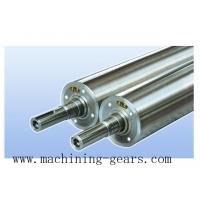 Wholesale Precision Industrial Steel Rollers Printing Machinery Roller Guide Wheels from china suppliers