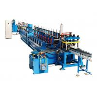 Wholesale Strength And Durability Door Frame Roll Metal Forming Machines With Decoiler from china suppliers