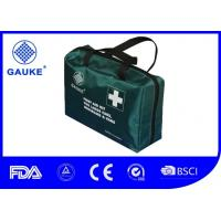 Wholesale Physicians Care Adventure Medical Kits , First Aid Medical Kit With Trauma Dressing from china suppliers