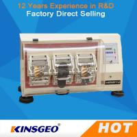Wholesale GB/T20991-2007 LCD Leather Ross Flex Tester With Fixture 100kg from china suppliers